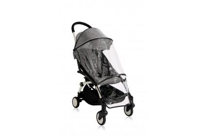 Babyzen Yoyo+ 6+ Baby Stroller - Black Frame (Grey)