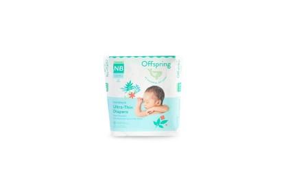 Offspring Featherlite Ultra-Thin Newborn  Diapers 22pcs