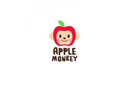 Apple Monkey Rice Cracker 30g (Expiry Date: 14/12/2021)